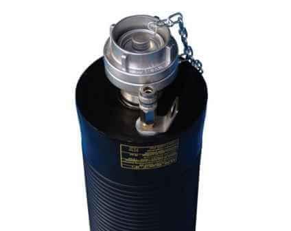 Пневмозатвори багаторозмірні з великим перепуском для водопроводів