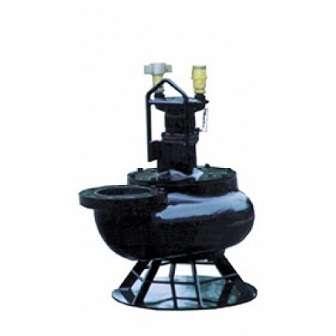 Гідравлічний шламовий насос (помпа) HYDRA-TECH S10T для перекачування води