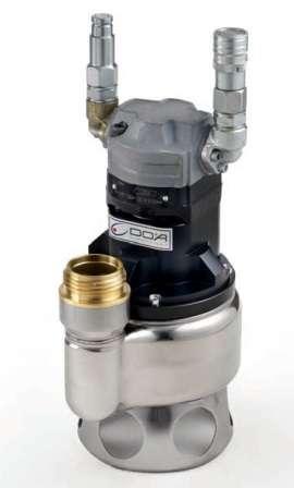 Гідравлічний шламовий насос (погружна помпа) для брудної води, SP21 (DOA)