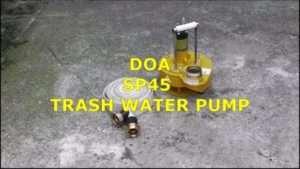 Погружний шламовий насос SP45 (DOA)