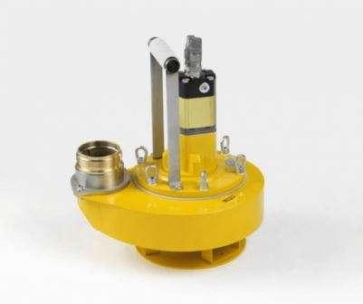 Заглибні шламові гідронасоси SP45 (DOA) (гідравлічні помпи) - validus.pro