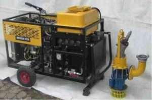 Гідростанції з дизельними двигунами
