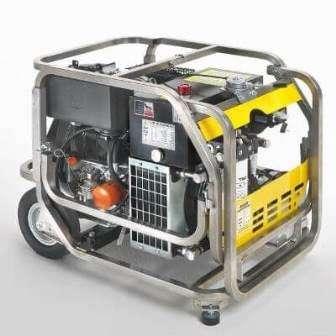 Насосна гідравлічна станція Raptor D від DOA - Купити маслостанцію з дизельним двигуном
