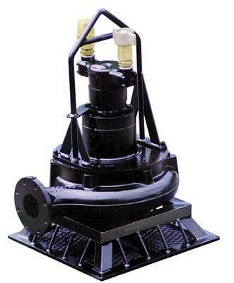 Потужний гідравлічний шламовий насос (помпа) S6105 (HYDRA-TECH) для перекачки води