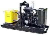Купитимаслостанцію HT200DJV з дизельним двигуном John Deere від HYDRA-TECH