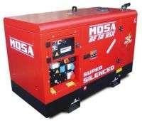 Купити електрогенератор з дизельним приводом 7,6 кВт GE 10 YSX від MOSA у Одесі