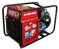 Купити портативний переносний генератор з бензиновим двигуном 10,4 кВт GE 12000 HBS / GS від MOSA