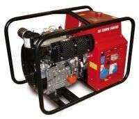 Купити електрогенератор з дизельним приводом 12,1 кВт GE 12000 KDi / GS від MOSA у Києві