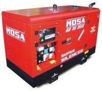 Купити портативний переносний генератор з дизельним двигуном 12,0 кВт GE 15 YSX від MOSA у Львові