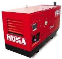 Купити електрогенератор з дизельним 134,4 кВт GE 165 FSX від MOSAзі знижкою у Львові