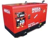 Електрогенератор на дизельному топливі 17.6 кВт GE 20 PS-SX MOSA- Купити у Києві зі знижкою