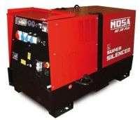 Купити електрогенератор на дизельному топливі 17,6 кВт GE 20 PSX від MOSAу Полтаві