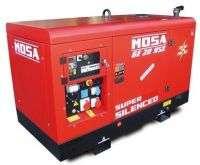 Купити електрогенератор на дизельному топливі 16,0 кВт GE 20 YSX від MOSA у Києві
