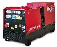 Купити електрогенератор на дизельному паливі 32,0 кВт GE 40 VSX від MOSAу Львові