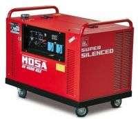 Купити електрогенератор з бензиновим приводом 4,4 кВт GE 4500 HSX від MOSA у Кривому Розі