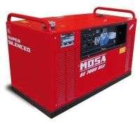 Купити портативний генератор з бензиновим двигуном 6 кВт GE 7000 HSX від MOSA у Києві