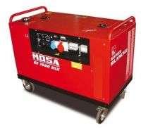 Купити портативний генератор з бензиновим двигуном 6,0 кВт GE 7500 HSX від MOSA у Львові