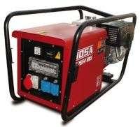 Купити портативний бензиновий генератор 6,0 кВт GE 7554 HBS від MOSA у Києві, Черкасах