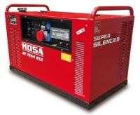 Купити портативний генератор з бензиновим двигуном 6,0 кВт GE 7554 HSX від MOSA в Києві, Черкасах