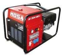 Купити електрогенератор на дизельному топливі 5,6 кВт GE 7554 YDE - L від MOSAу Києві зі знижкою