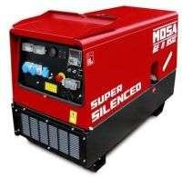 Купити електрогенератор на дизельному топливі 7.2 кВт GE 8 YSXC від MOSA у Києві