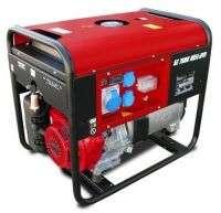 Купити портативний бензиновий генератор 6,5 кВт GE 7000 HBSl - HBSlE AVR від MOSA у Львові