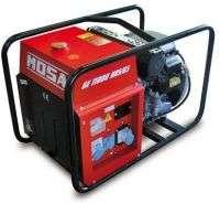 Купити переносний генератор з бензиновим двигуном 9,9 кВт GE 11000 HBS / GS (MOSA) у Києві