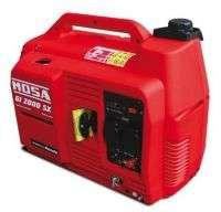 Купити портативний переносний генератор з бензиновим двигуном 1,7 кВт Gi 2000 SX від MOSA