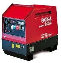 Купити зварювальний дизельний генератор 210А CT 230 SX від MOSA у Черкасах, Сумах