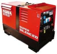 Купити зварювальний дизельний генератор 400А DSP 400 YSX від MOSA у Харькові