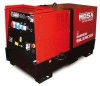 Купити електрогенератор з дизельним ДВЗ 16.0 кВт GE 20 YSXC від MOSA в Одесі, Києві