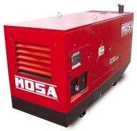 Купити електрогенератор з дизельним приводом 220 кВт GE 275 FSX від MOSA у Києві, Сумах...