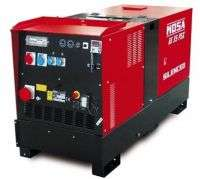 Купити електрогенератор з дизельним ДВЗ 26.4 кВт GE 35 PSX від MOSAу Черкасах, Житомирі