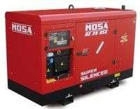 Купити електрогенератор на дизельному топливі 30,4 кВт GE 35 YSX від MOSAу Києві