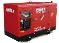 Купити електрогенератор з дизельним ДВЗ 36,8 кВт GE 45 YSX від MOSA у Харкові / validus.pro