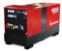 Купити електрогенератор на дизельному топливі 40,8 кВт GE 55 PS від MOSA у Львові, Рівному