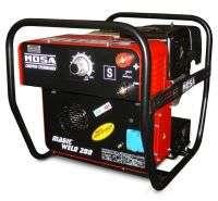 Купити Бензиновий зварювальний генератор MAGIC WELD 200 від MOSA у Києві