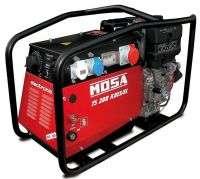 Купити Дизельний зварювальний генератор 170А TS 200 KDES EL від MOSA зі знижкою 25 % у Києві