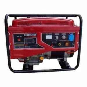 Зварювальні генератори з гідравлічним приводом