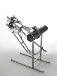 Купитипотужну гідравлічну шабельну пилу DOA RS 80 для різання труб різного діаметру на Validus.pro